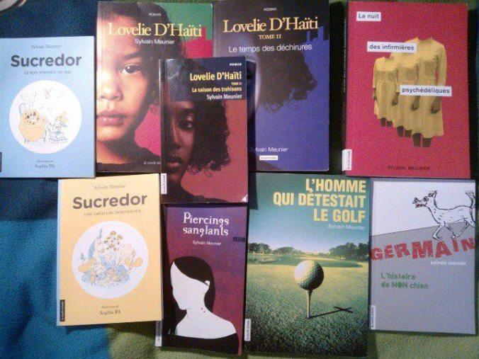 étalage livres meuniers